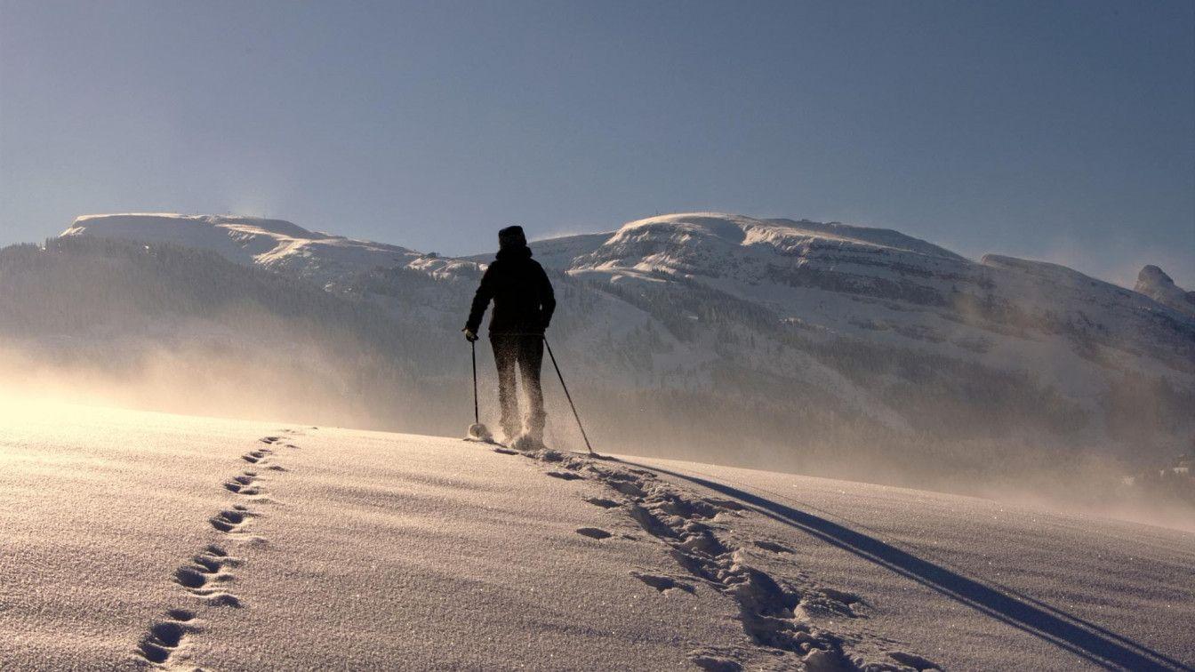 Schneeschuhwanderungen Kärnten