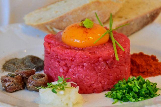 Beef Tatar Wien zum Mitnehmen
