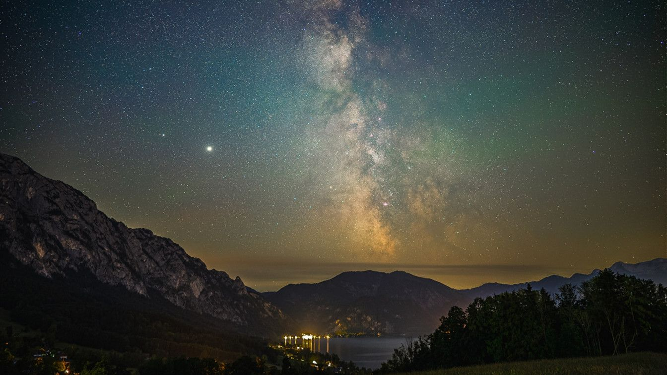 Sternenpark Attersee-Traunsee