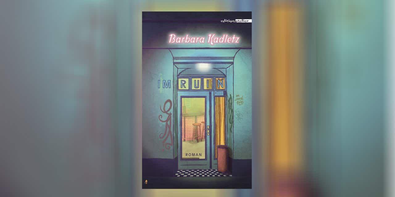 Im Ruin von Barbara Kadletz
