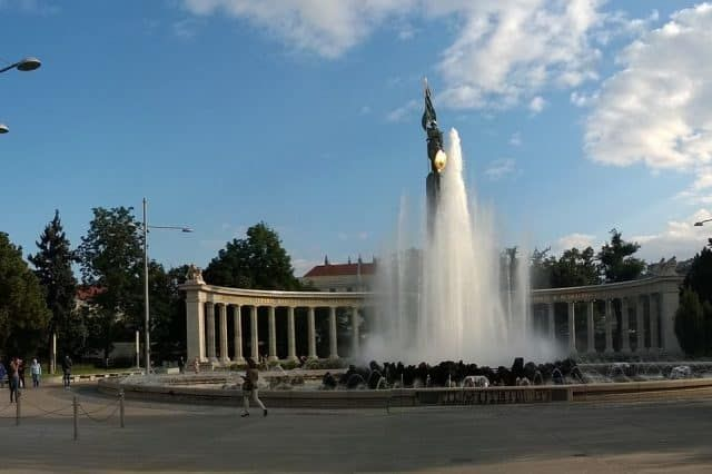 Russland Urlaub Wien