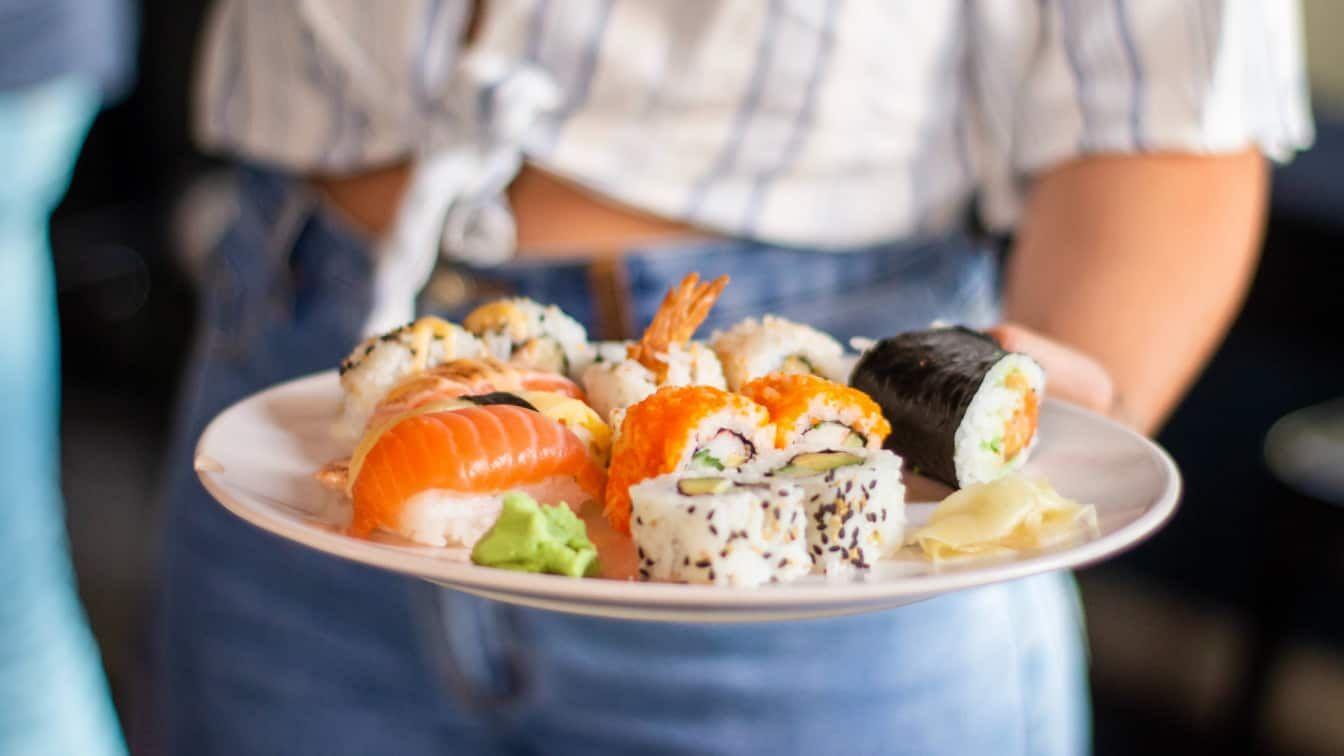 Sushi Unsplash