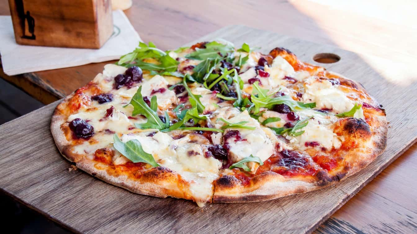 Pizza Outdoor Unsplash