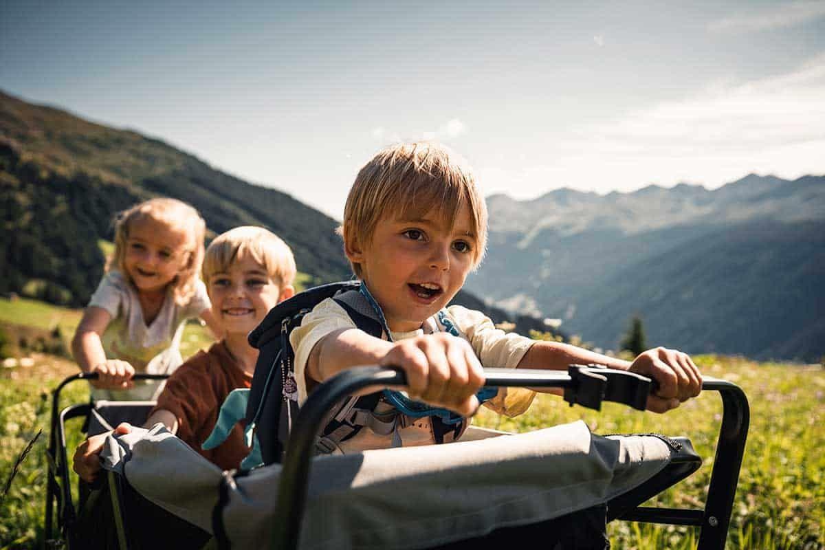 Mit der Familie Tirol entdecken, Sponsored (c) TVB Paznaun-Ischgl
