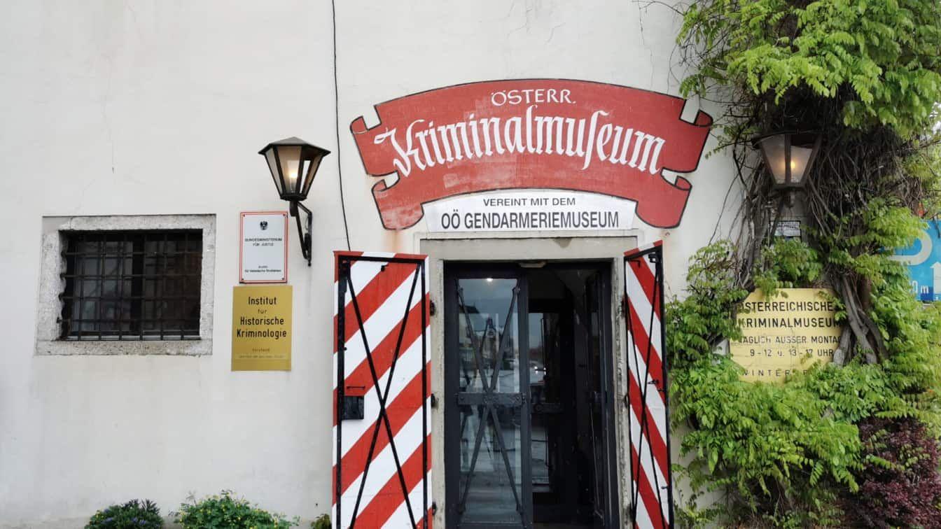 Kriminalmuseum Scharnstein