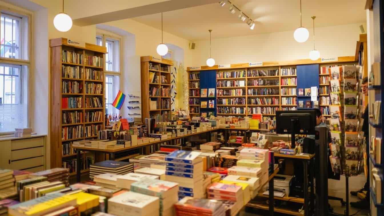 Buchhandlung Loewenherz