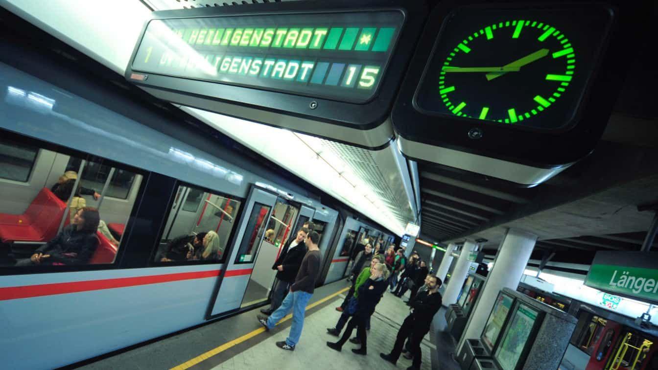 Nacht-U-Bahn Wiener Linien (c) Johannes Zinner