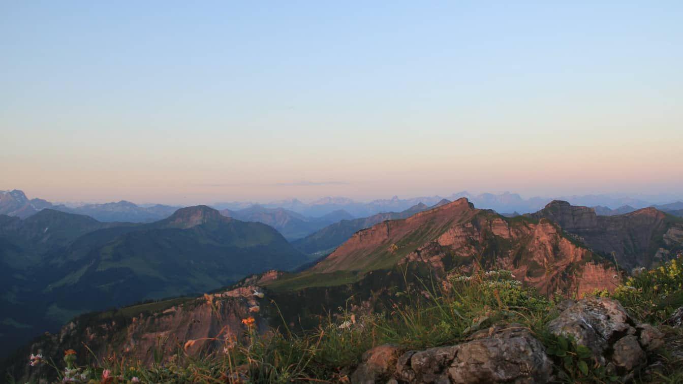 Vorarlberg Wanderungen