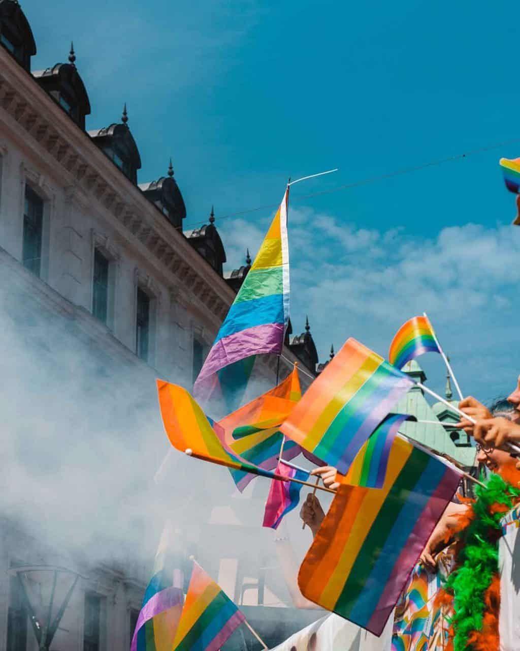 Pride Season im Juni