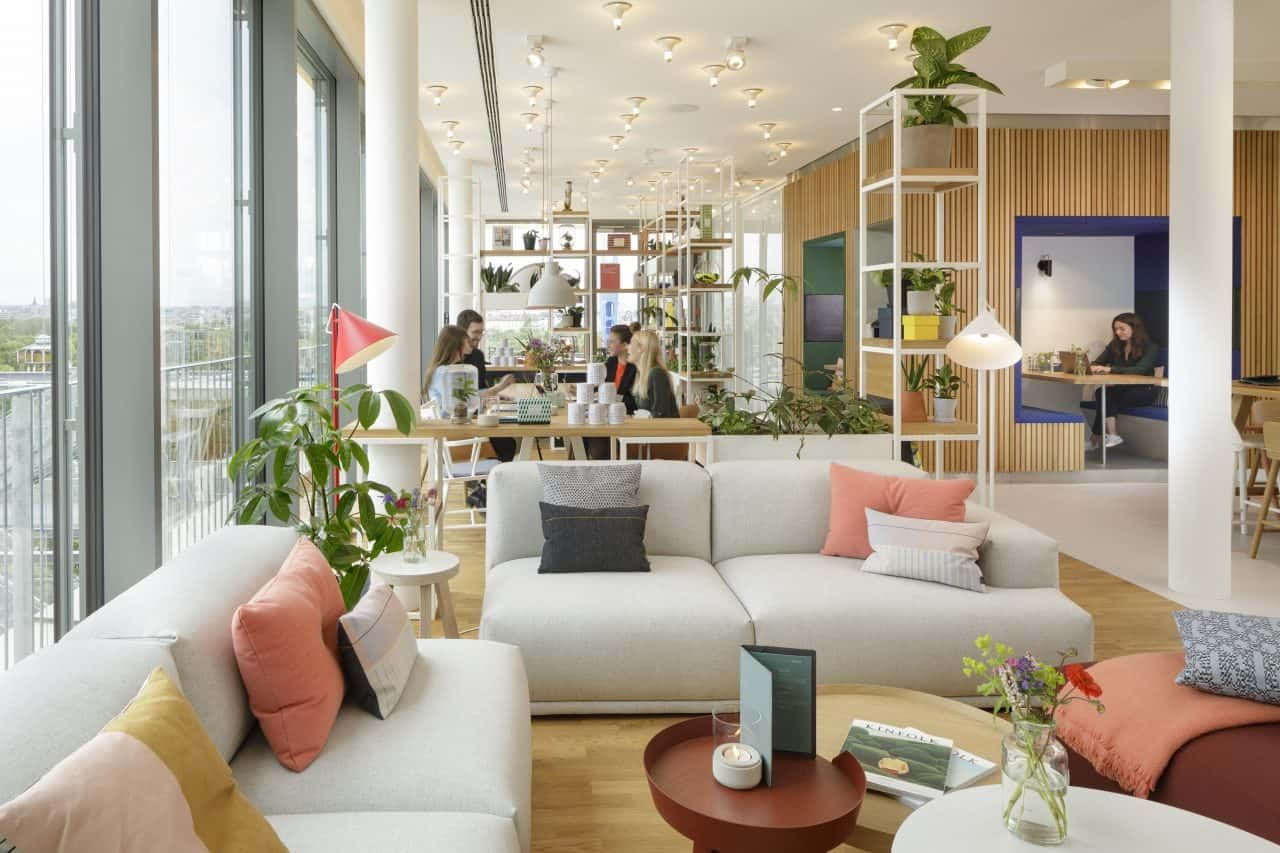 Zoku Vienna Living Room