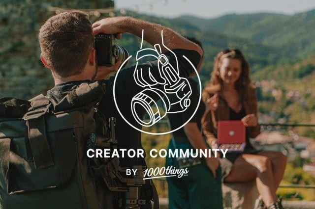1000things Creator Community