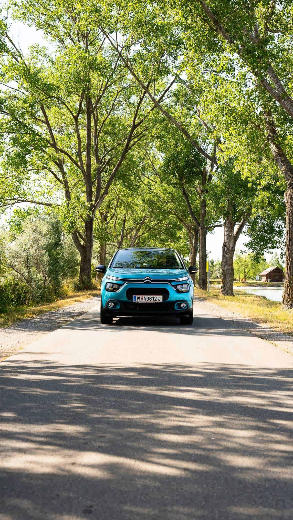 Mit dem Citroën C3 über die Landstraßen düsen, Sponsored (c) Marino Knöppel   valerino.creations