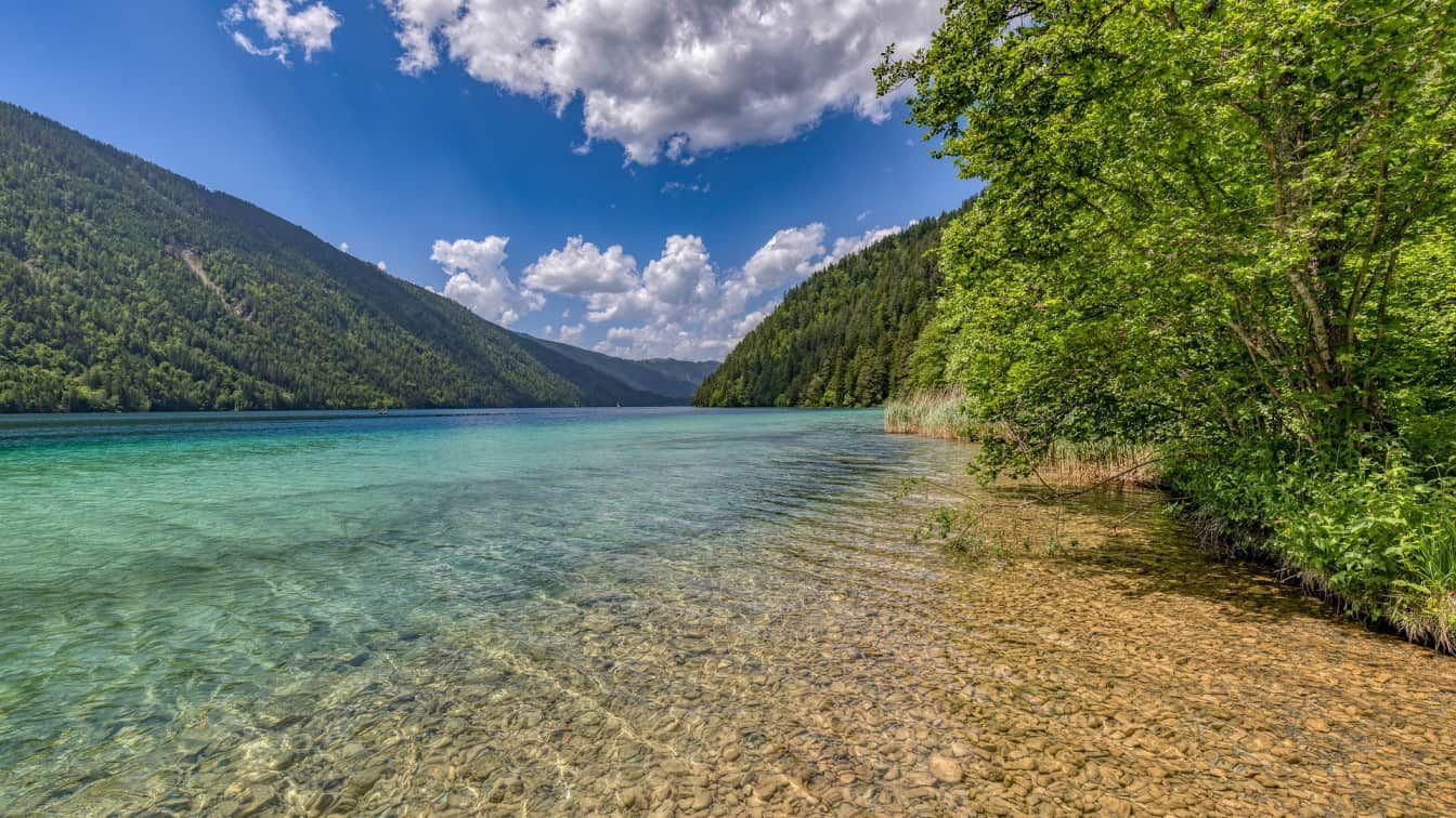 Gratis Badeplätze Kärnten