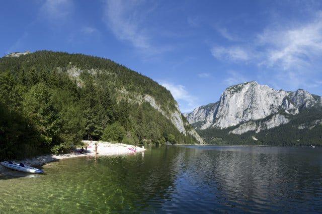 Altausseer See Sommer
