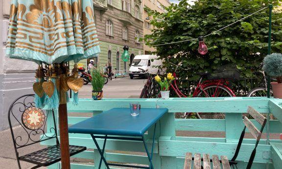Café Equilibrium in der Gumpendorfer Straße (c) Alissa Hacker | 1000things