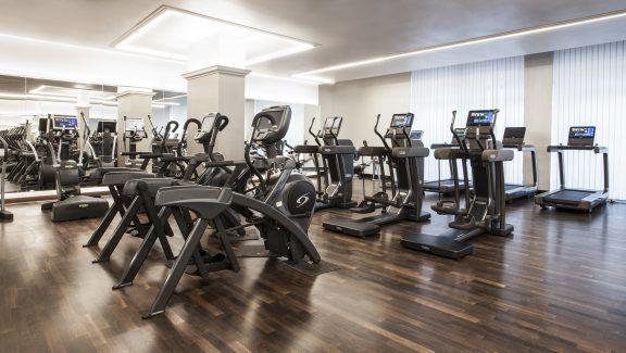 John Harris Fitness:  Cardio