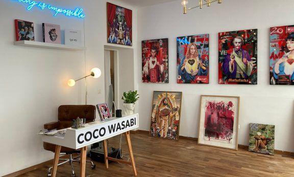 Coco Wasabi Superstore in der Gumpendorfer Straße (c) Alissa Hacker | 1000things