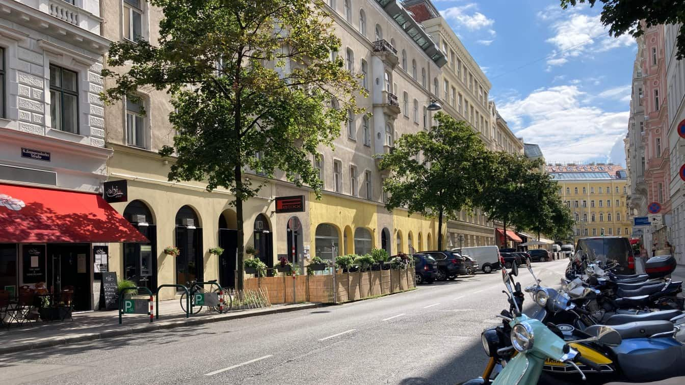 Gumpendorfer Straße (c) Alissa Hacker