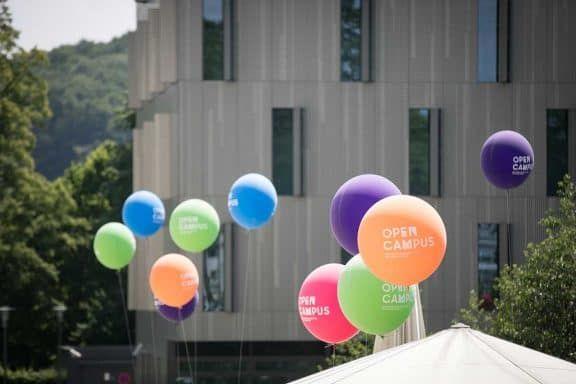 Open Campus Day am IST Austria, Sponsored (c) Gregor Buchhaus