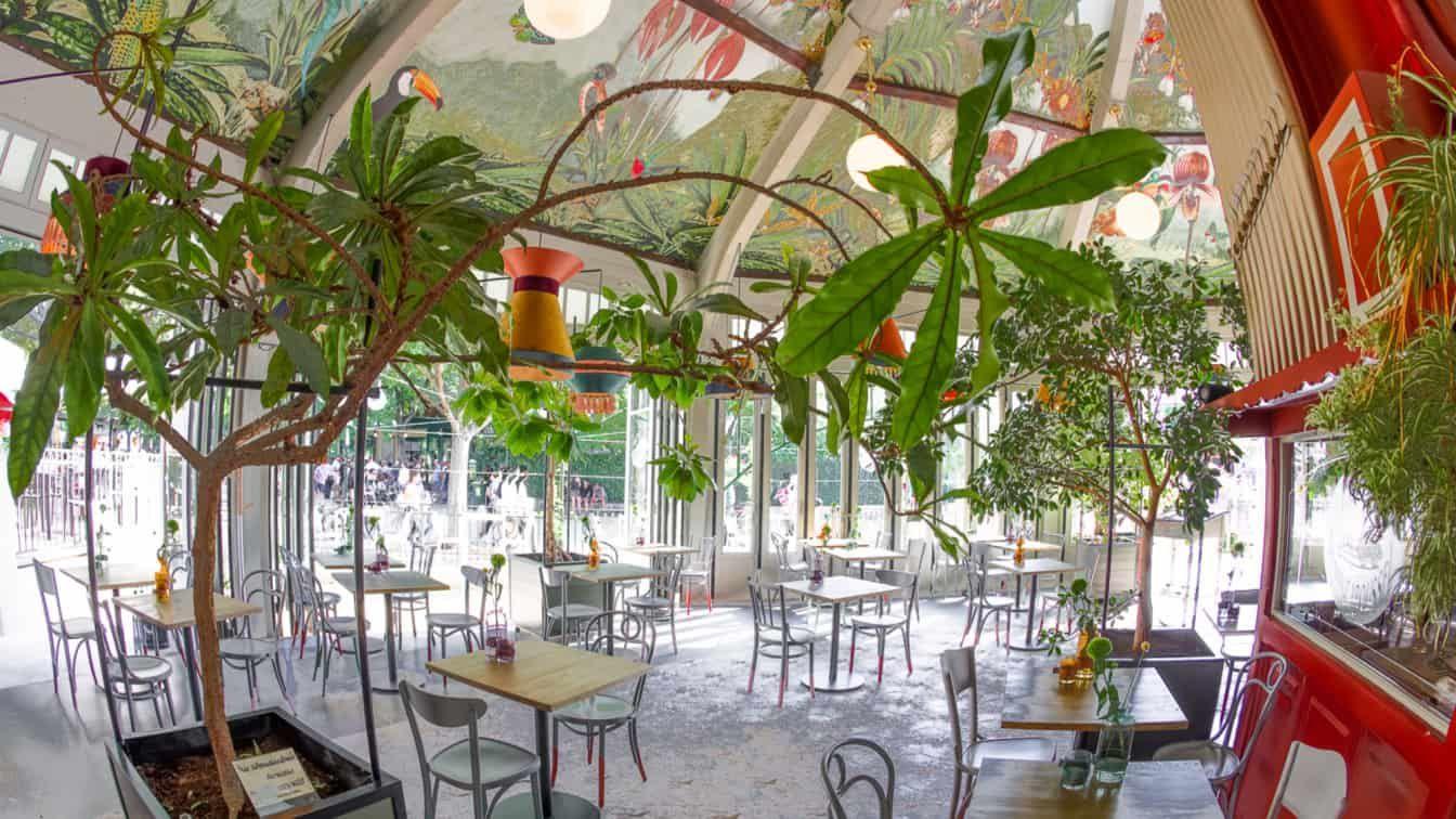 Ponykarussell Cafe Wien