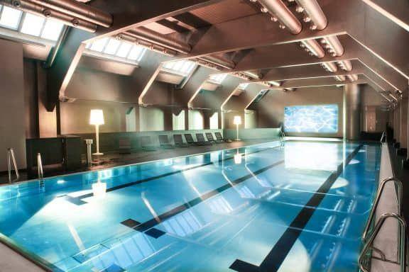 John Harris Fitness: Pool