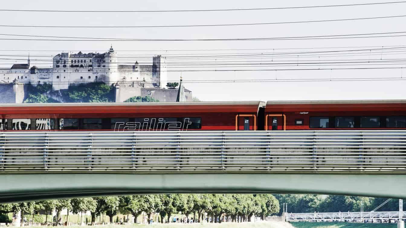 Railjet der ÖBB (c) ÖBB   Philipp Horak