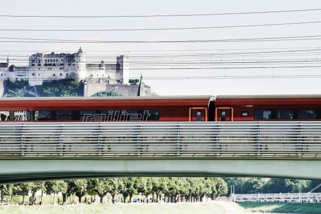 Railjet der ÖBB (c) ÖBB | Philipp Horak