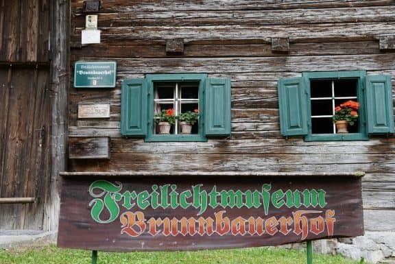 Der Brunnbauernhof am Pramtaler Knödellweg | (c) Denise Derflinger