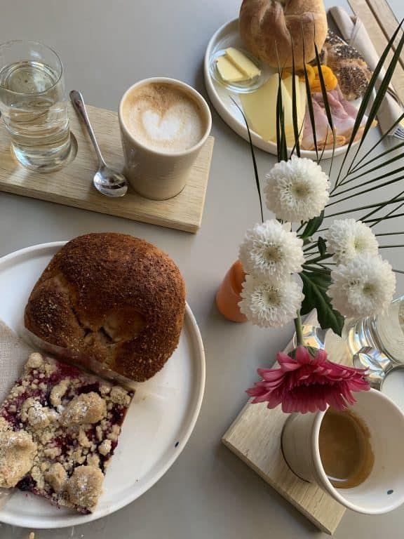 Frühstück im Gragger & Chorherr