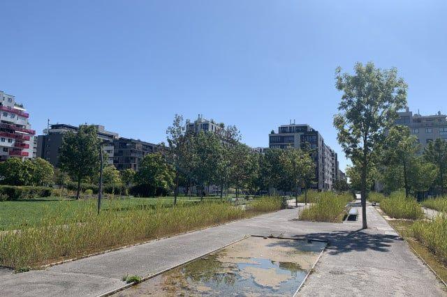 Park im Nordbahnviertel