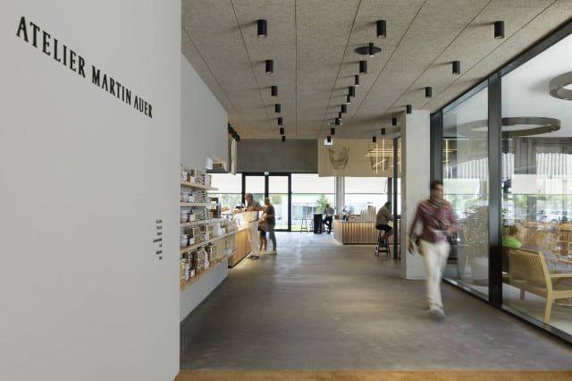 Das Atelier Martin Auer in Graz (c) Paul Ott
