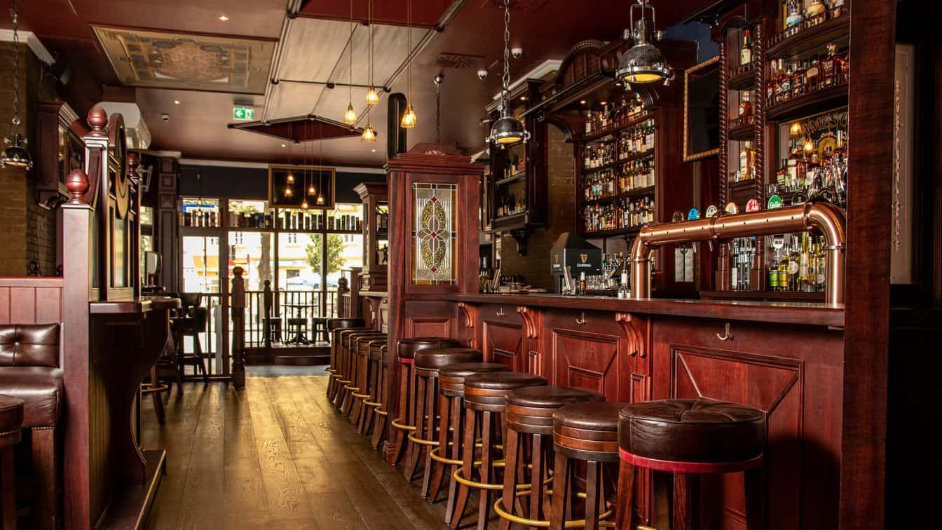 Trinity Irish Bar Wien