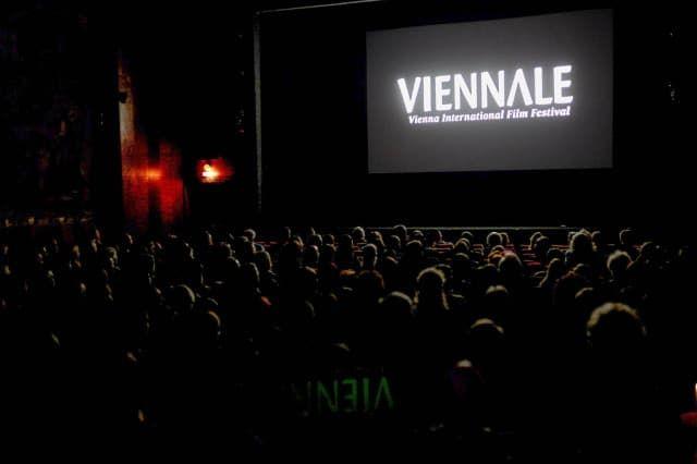Kinosaal bei der Viennale (c) Alexis Pelekanos | Viennale