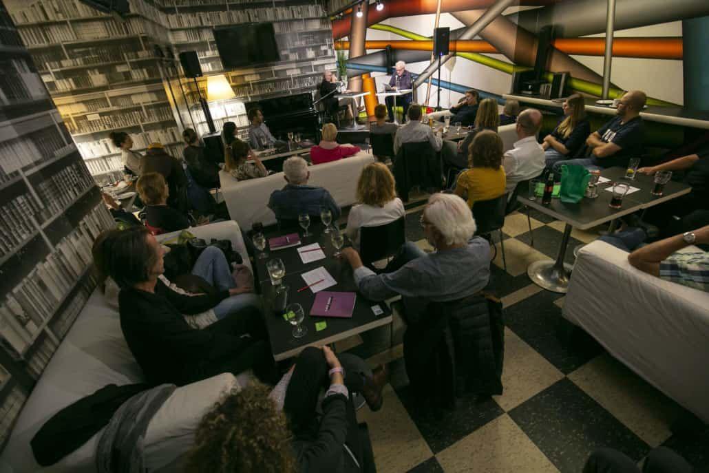 Kriminacht Wien: Lesungen im Kaffeehaus