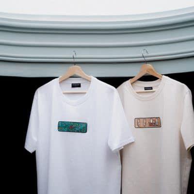 T-Shirts vom Wiener Streetwear-Label maezen (c) maezen