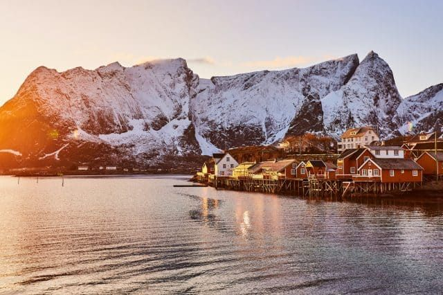 Norwegen Lofoten