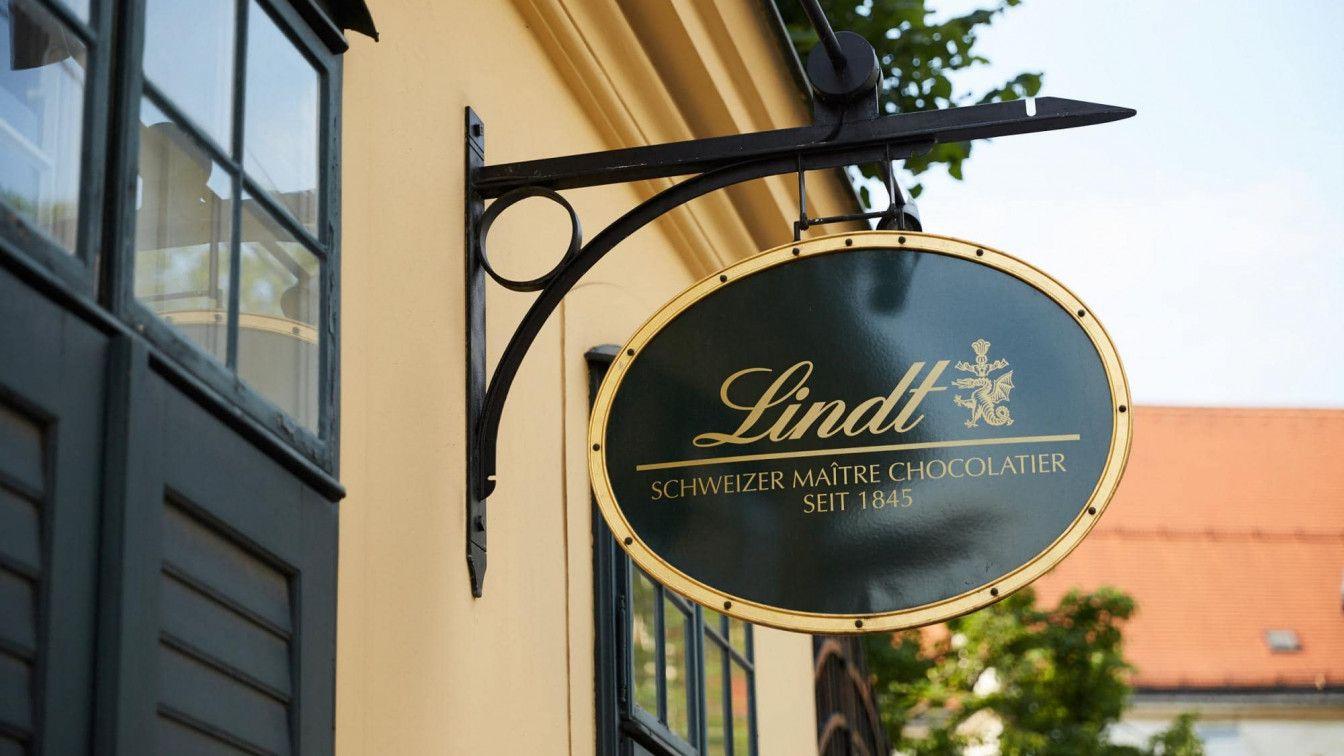 Lindt Chocolate Boutique