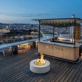 Aurora Rooftop Bar