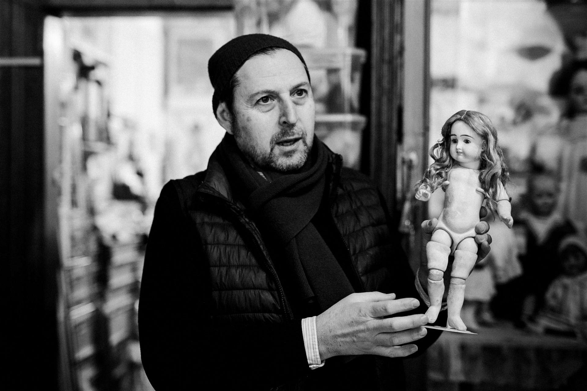 Puppenklinik Wien: Marcel Reichel