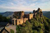 Burgen Niederösterreich Aggstein