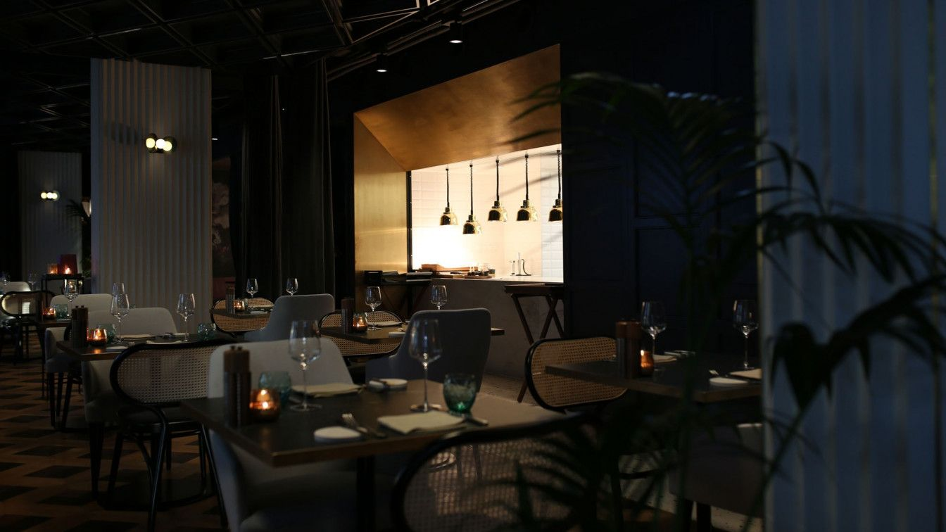 Restaurant Apron Wien - (c) Una Stefaniovic
