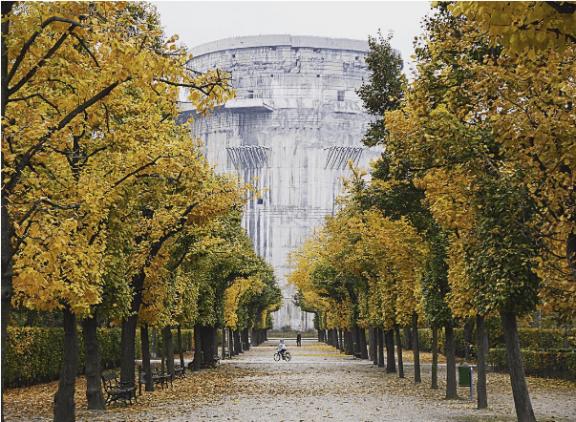Herbstspaziergänge in Wien - Augarten
