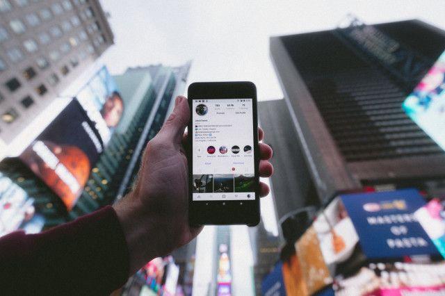 Instagram-Profil verbessern