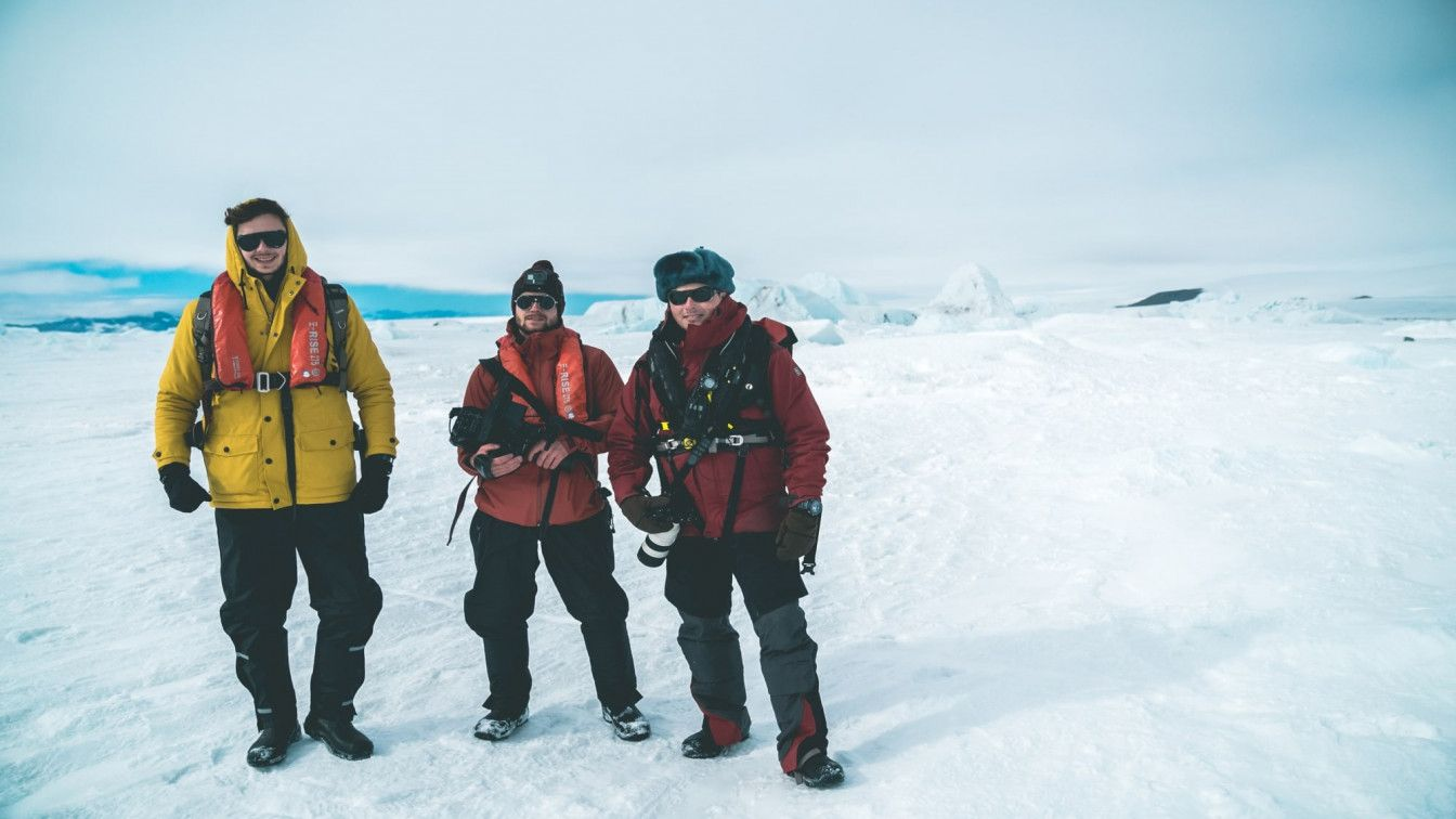 Projekt Antarktis Interview Beitragsbild