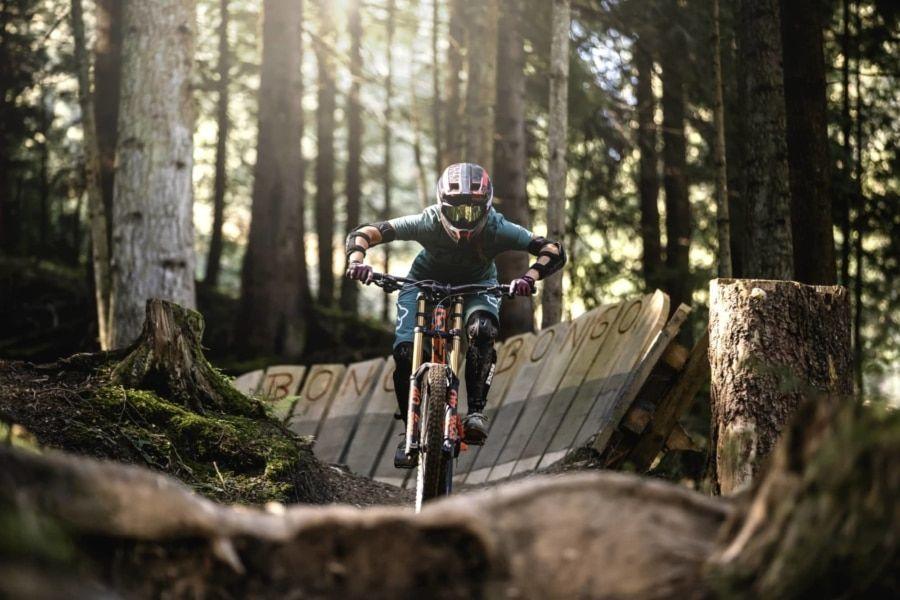 Mountainbike Parks Saalfelden Leogang