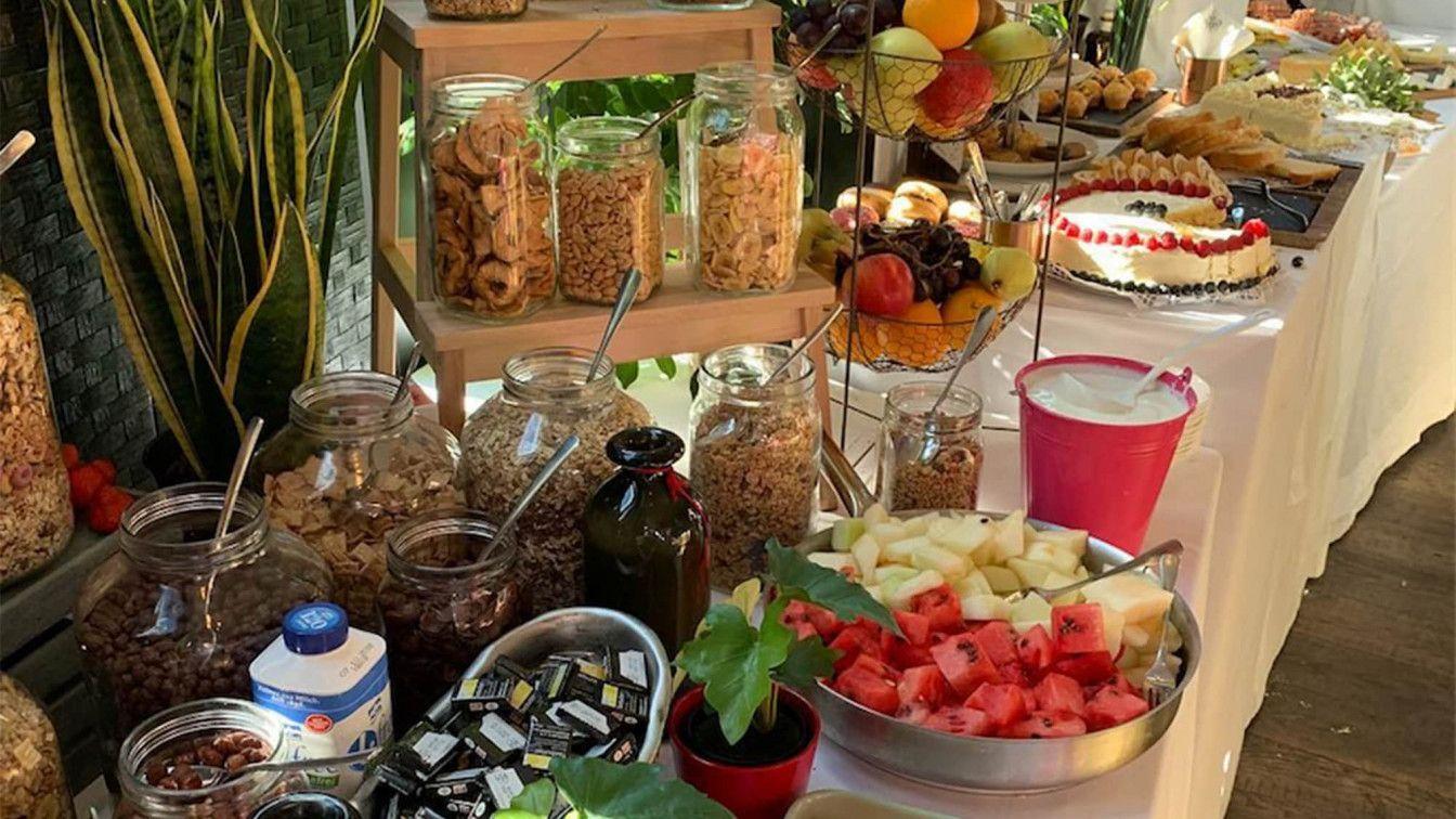 all you can eat-Brunch in Wien