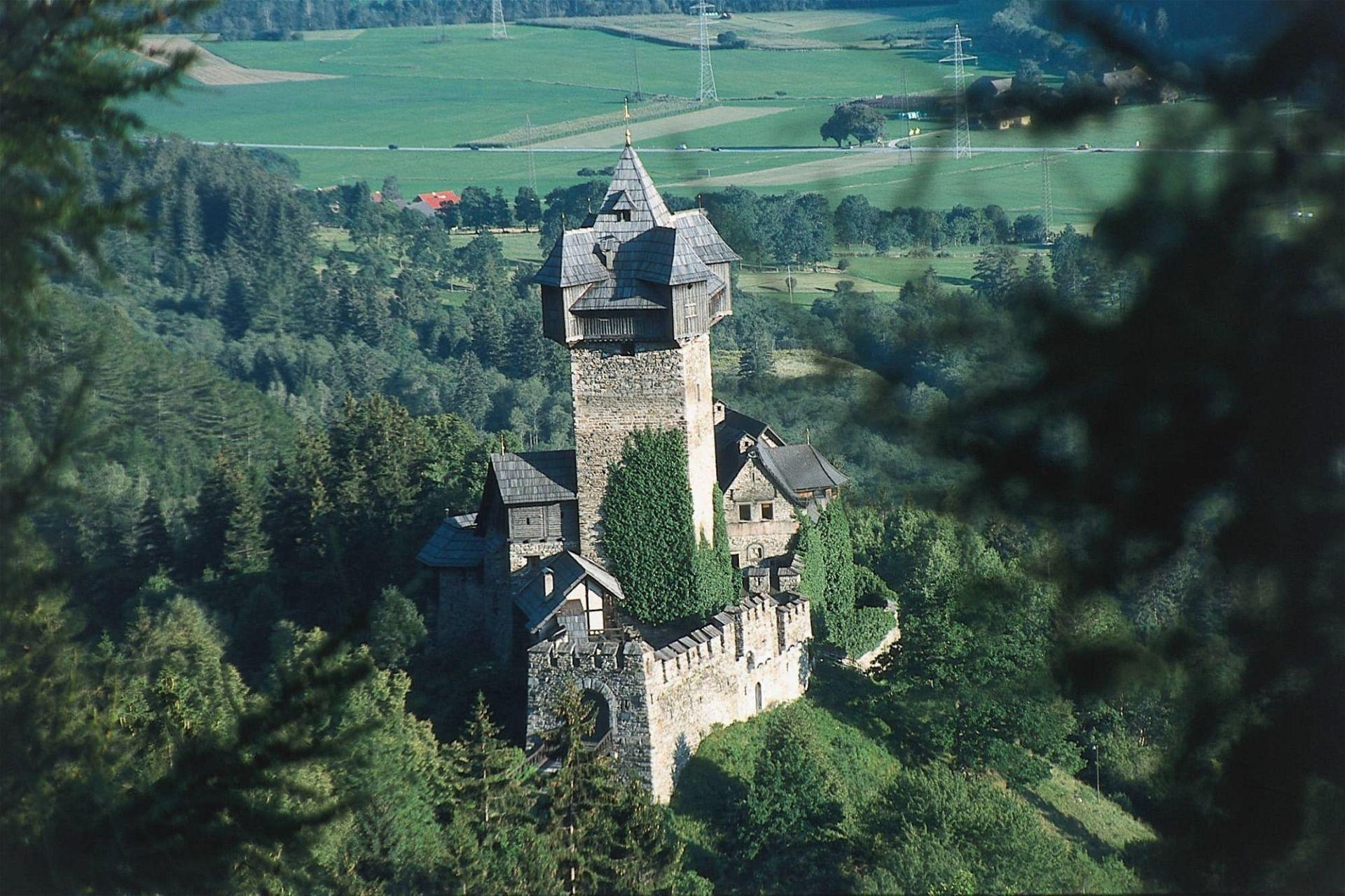 Mystery Trail Burg Falkenstein