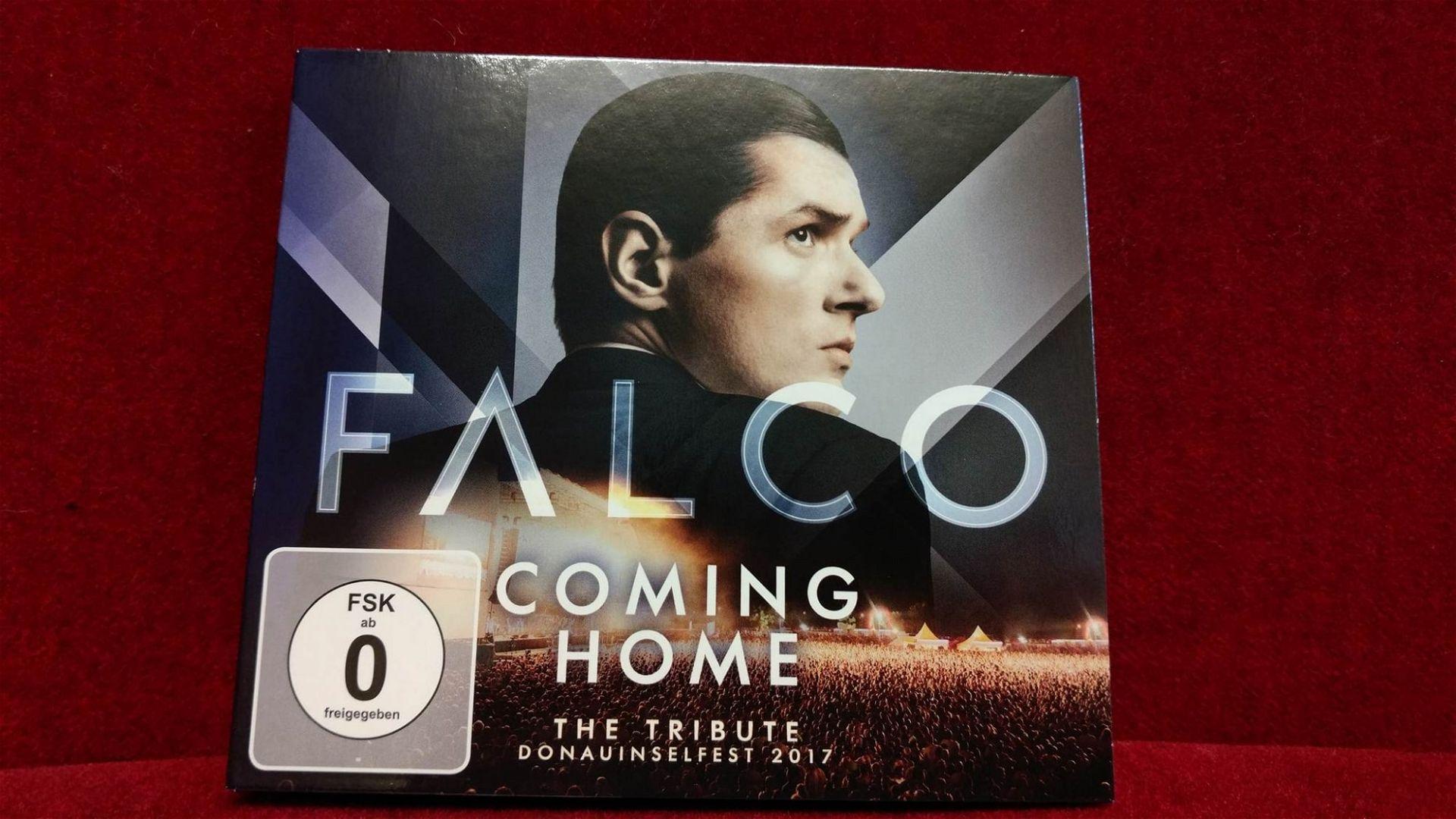 Todestag von Falco