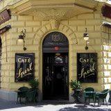 Außenansicht Café Sperl