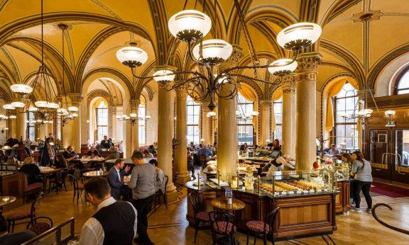 Beitragsbild Kaffeehäuser Wien